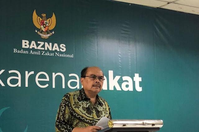 Heboh Anies 'Perintahkan' Lurah-RT Dapatkan Target Zakat, Eh Bazis DKI Ternyata Ilegal, Begini Sindiran Telak Ketua Baznas....