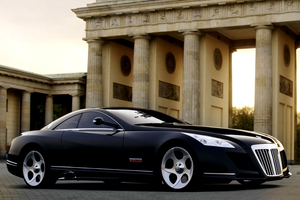 Maybch-Exelero-What is the most expensive car (2)