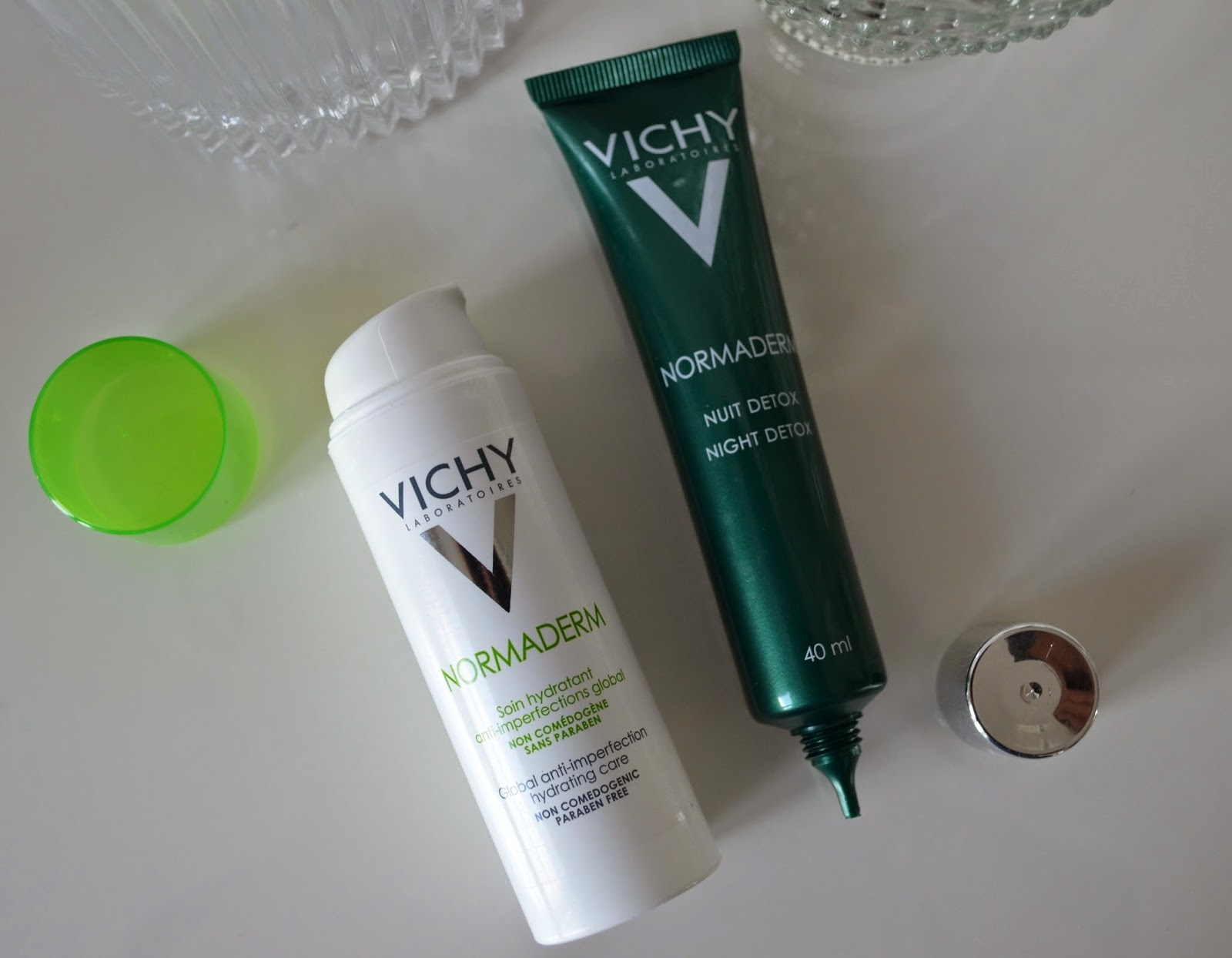 Vichy Normaderm Night Detox | Blog Me Beautiful