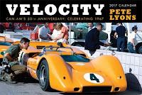 2017 Velocity Can- Am Calendar