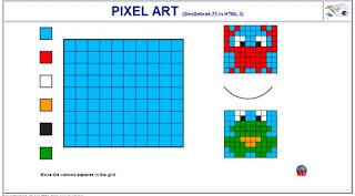 http://dmentrard.free.fr/GEOGEBRA/Maths/export4.25/Pixelart.html