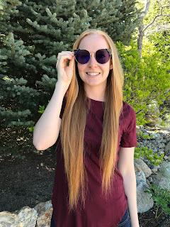 Trendy womens sunglasses