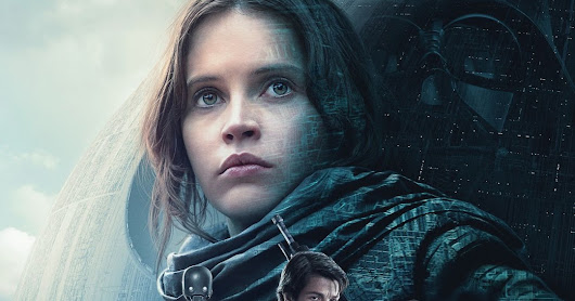 Download Movie Rogue One (2016) BluRay 720p 1.10GB x264