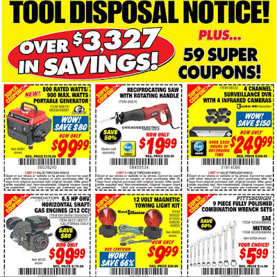 harbor freight printable coupons december 2014. Black Bedroom Furniture Sets. Home Design Ideas