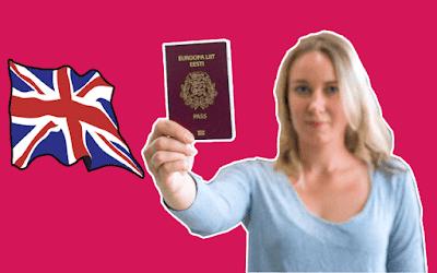 الدرس : جزيرة غنية في بريطانيا تعطيكم الجنسية البريطانية لجميع من يريدها وحتى العرب ! شرح الحصول عليها