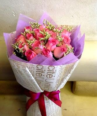 Giay bo hoa tai Hoan Kiem