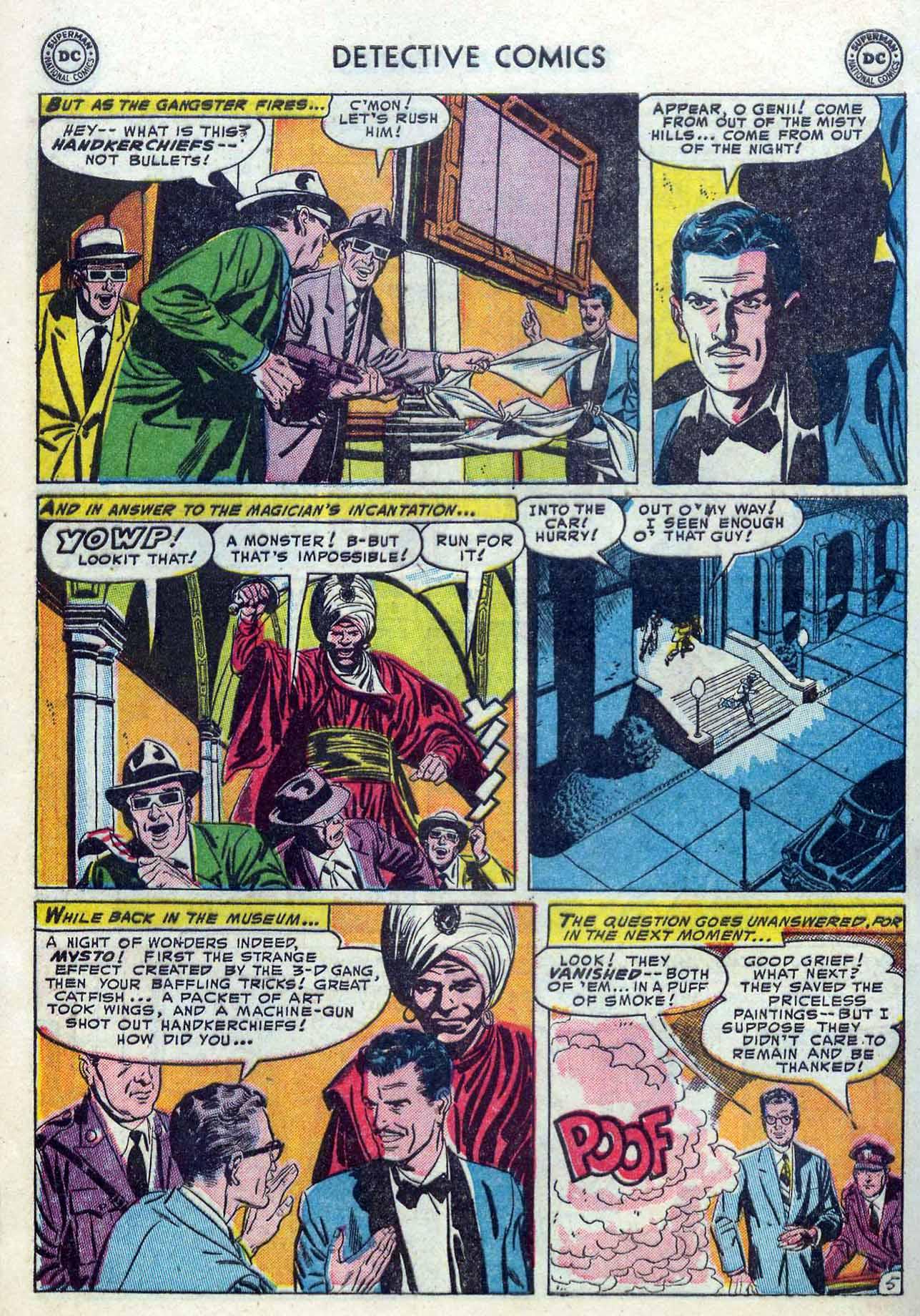 Read online Detective Comics (1937) comic -  Issue #204 - 38