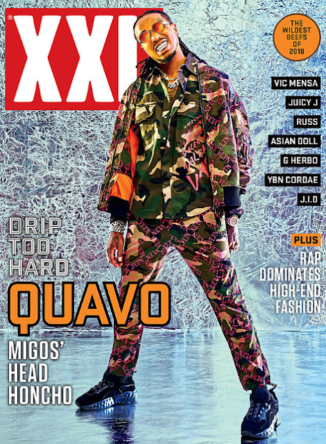 Migos Cover XXL Magazine