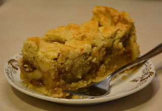 apple pie bezglutenowy