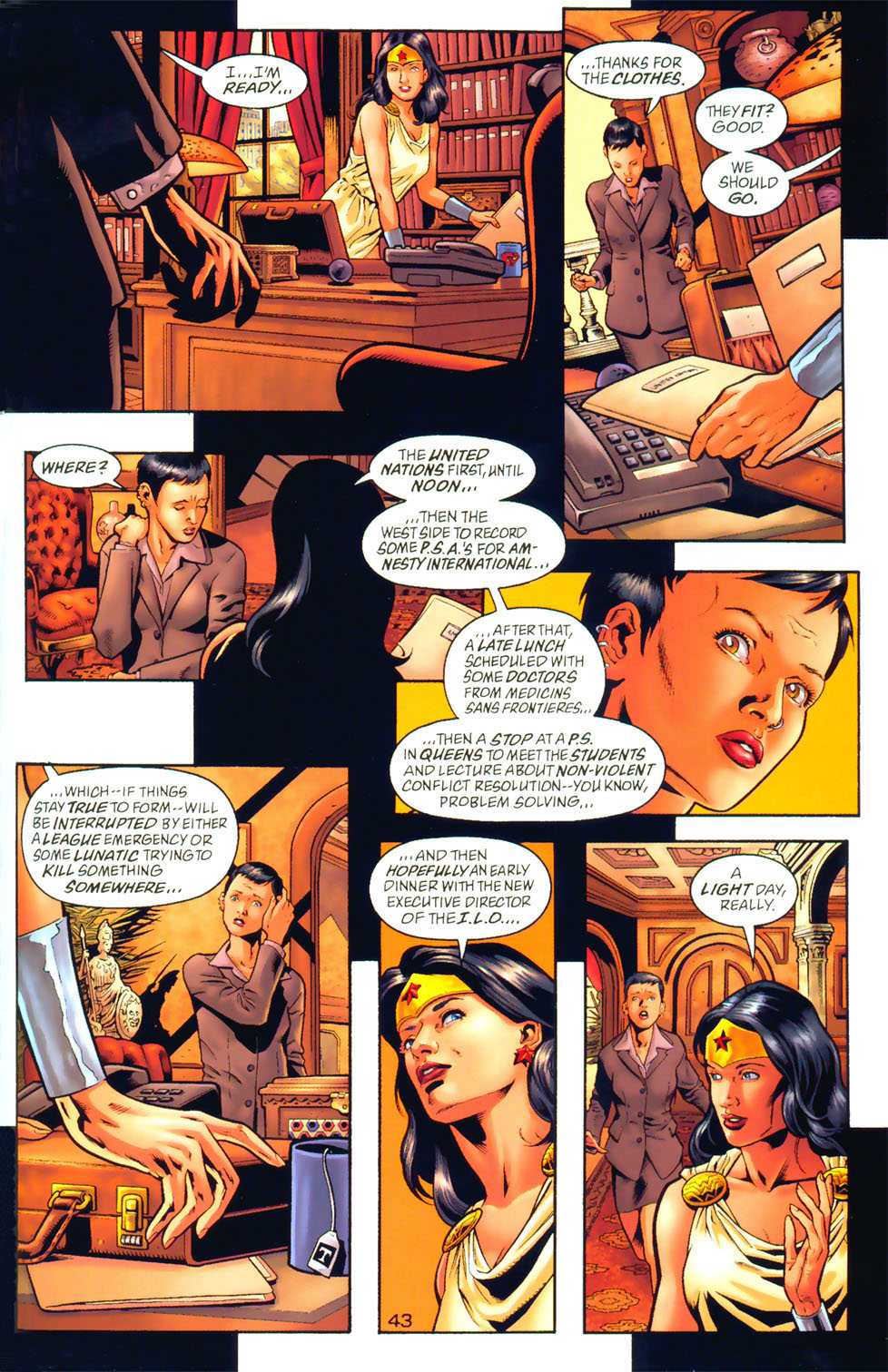Read online Wonder Woman: The Hiketeia comic -  Issue # Full - 51