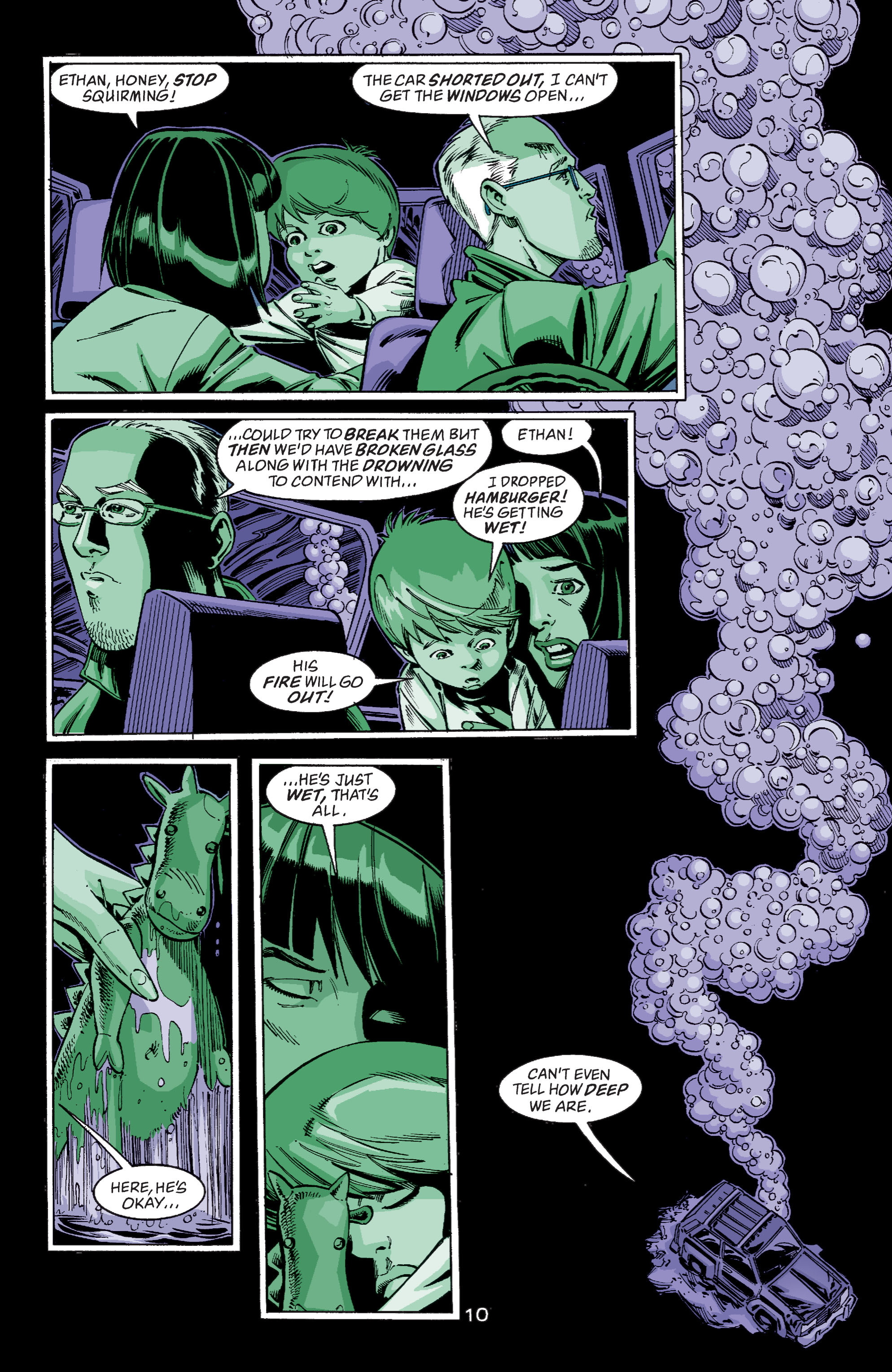 Detective Comics (1937) 757 Page 10