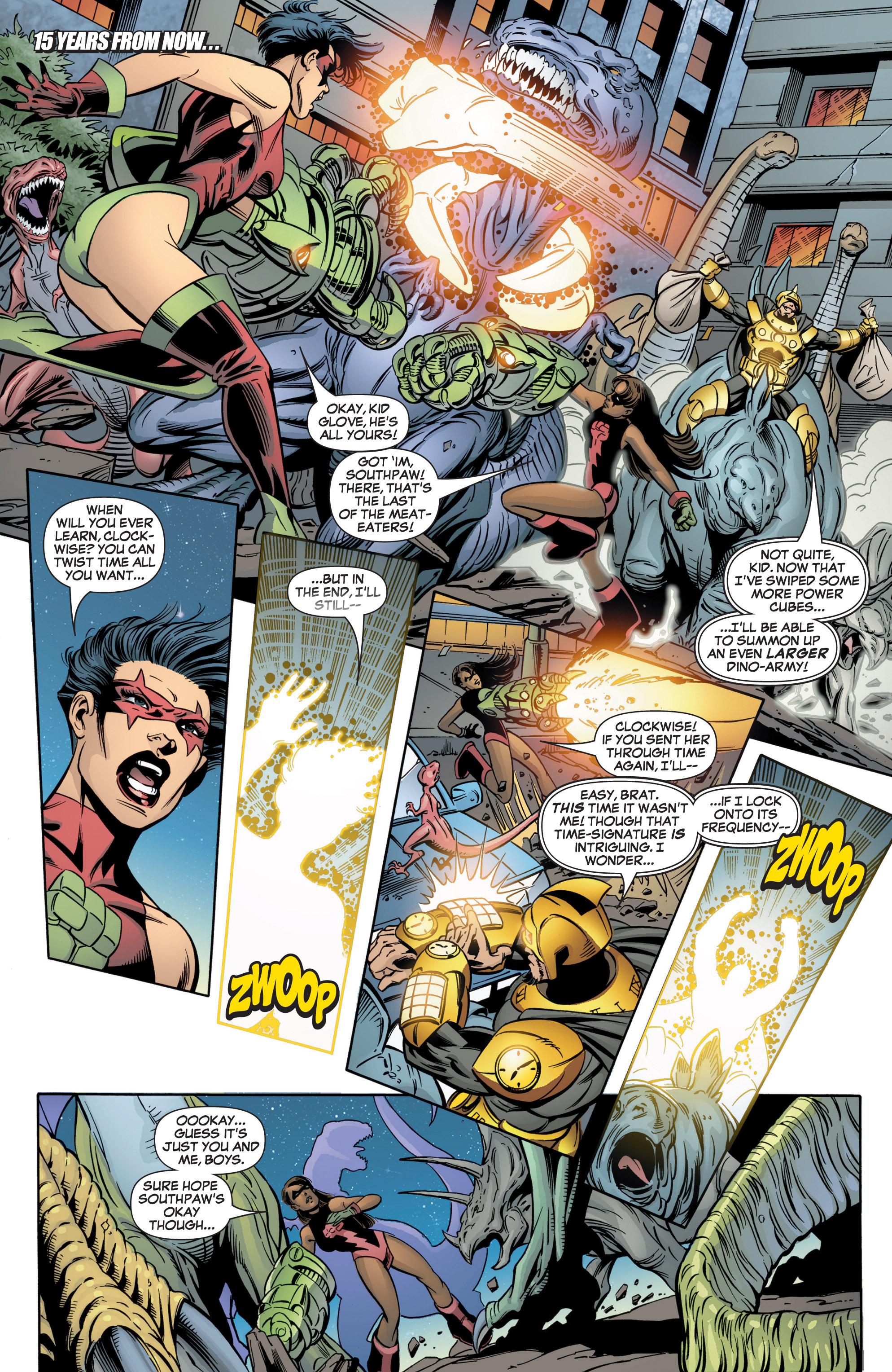 Read online She-Hulk (2005) comic -  Issue #3 - 7