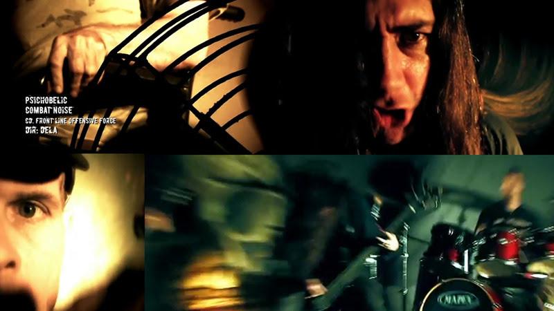 Combat Noise - ¨Psichobelic¨ - Videoclip - Dirección: DELA. Portal Del Vídeo Clip Cubano