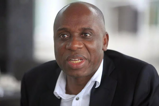 The All Progressives Congress, APC, in Rivers State has dismissed claims that, Rotimi Amaechi, Minister of Transportation was attempting to bribe some APC members who dumped the party with the sum of N20m.