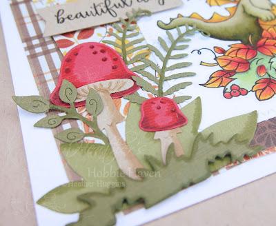 Heather's Hobbie Haven - Autumn Happiness Card Kit