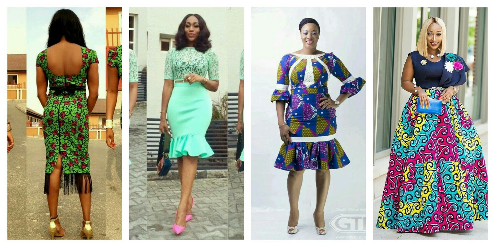Ankara Gown Style: Latest Ankara Trends In Gown Styles 2017