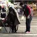 Το μεγαλείο ψυχής ενός άστεγου! ( ΒΙΝΤΕΟ)