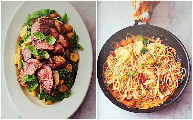 5 składników. Gotuj szybko i łatwo.