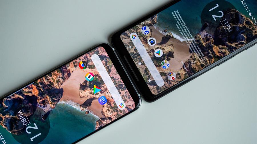 Perbedaan Layar Smartphone