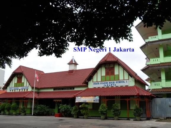 Daftar Nama dan Alamat SMP Negeri di Jakarta Pusat Lengkap dengan Nomor Telepon beserta Alamat Website Resminya