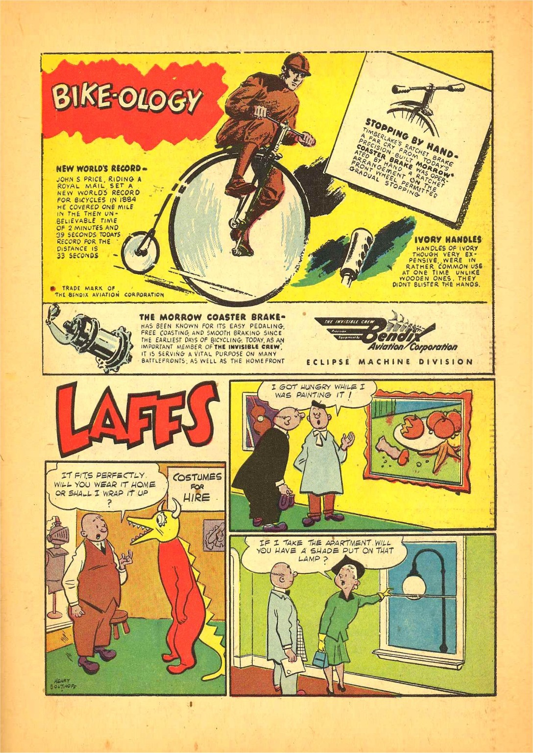 Read online Action Comics (1938) comic -  Issue #68 - 46