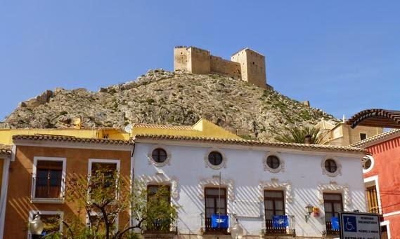 Castillo de Mula.