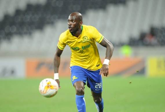 Mamelodi Sundowns winger Anthony Laffor