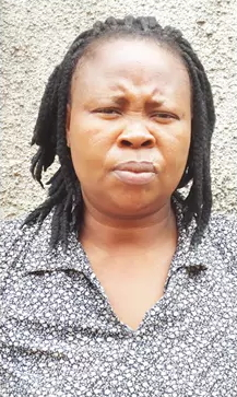 nigerian woman smuggles drug china