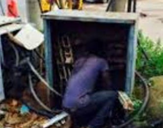 man dies electrocution public transformer
