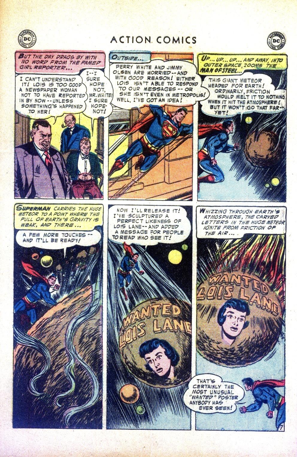 Action Comics (1938) 195 Page 8