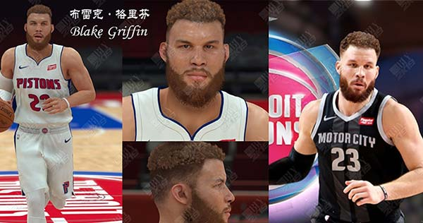 NBA 2K19 Blake Griffin