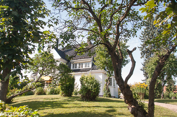 Peninsula Bygdoy o isla de los museos en Oslo