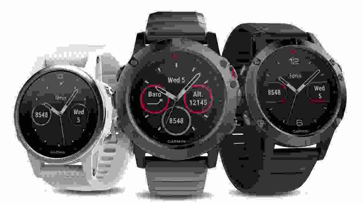 Garmin Fenix 5S Manual