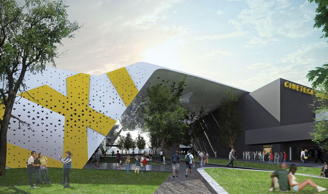 Revista digital apuntes de arquitectura el arquitecto for Arquitectos y sus obras