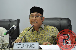 KIP Aceh Usulkan Anggaran Pilkada Langsung Rp200 Miliar