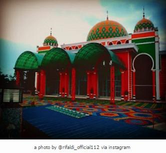 081210999347, paket wisata bintan lagoi kepri, masjid raya baitul makmur