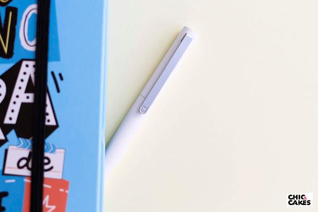 bolígrafo de Xiaomi Mijia Sign pen de aluminio