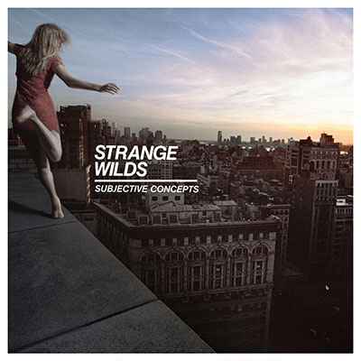 The 10 Worst Album Cover Artworks of 2014: 06. Strange Wilds - Subjective Concepts