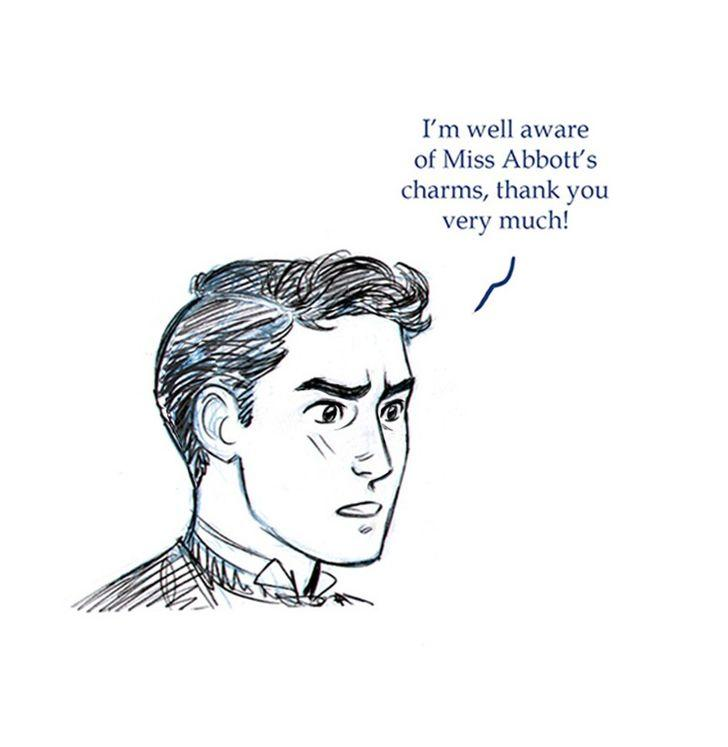 Miss Abbott And The Doctor - Chapter 21