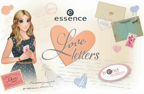 essence Love Letters Limited Edition - Preview