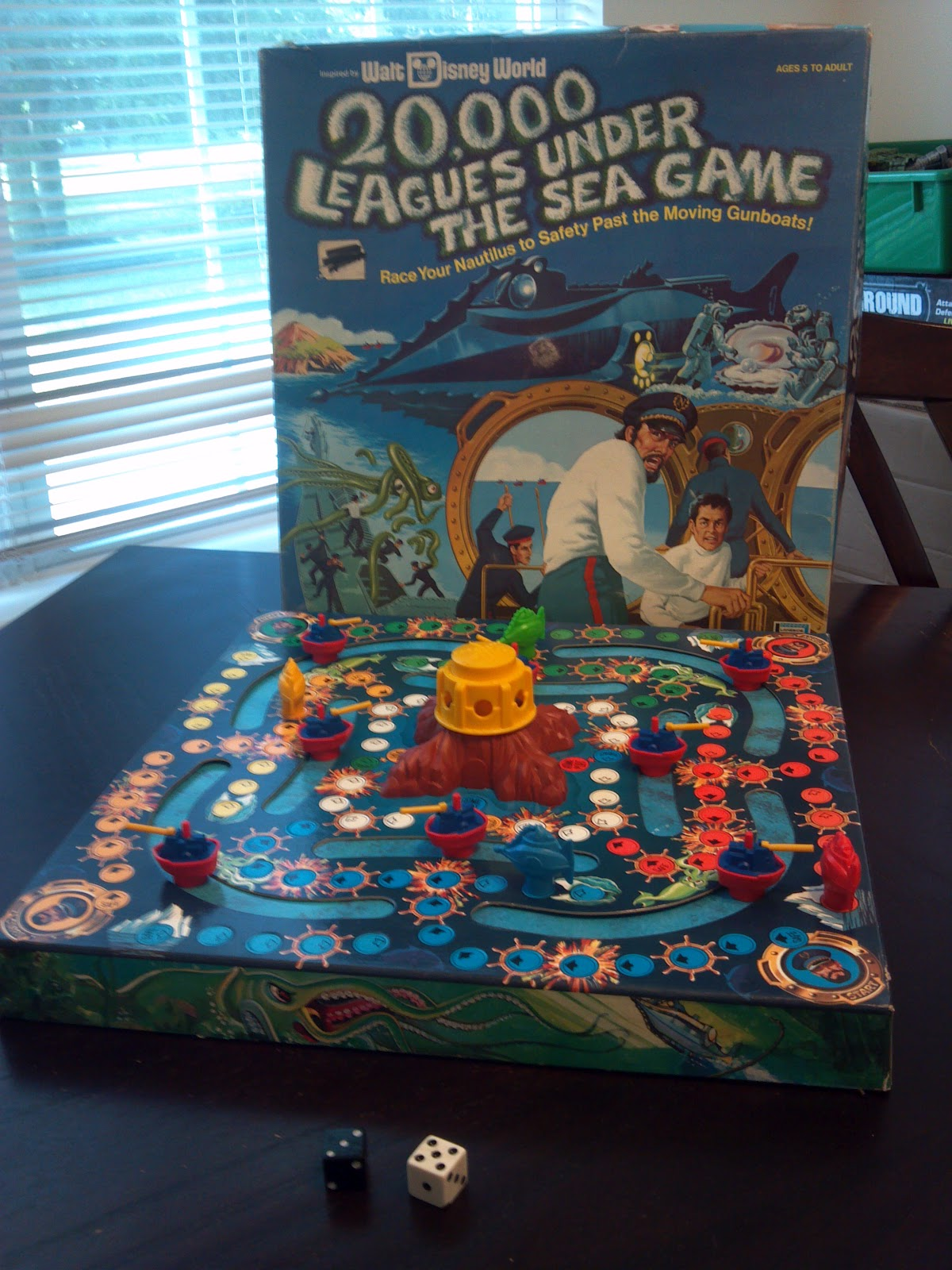20 000 Leagues Under The Sea Game