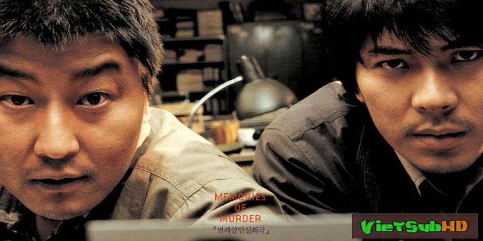 Phim Hồi Ức Kẻ Sát Nhân VietSub HD | Memories Of Murder 2003