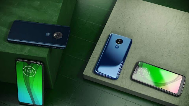 Moto G7 Series launched in Brazil, set to global launch in mid-February