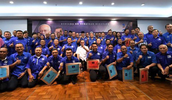 PRU14: Senarai Calon Barisan Nasional Negeri Pahang