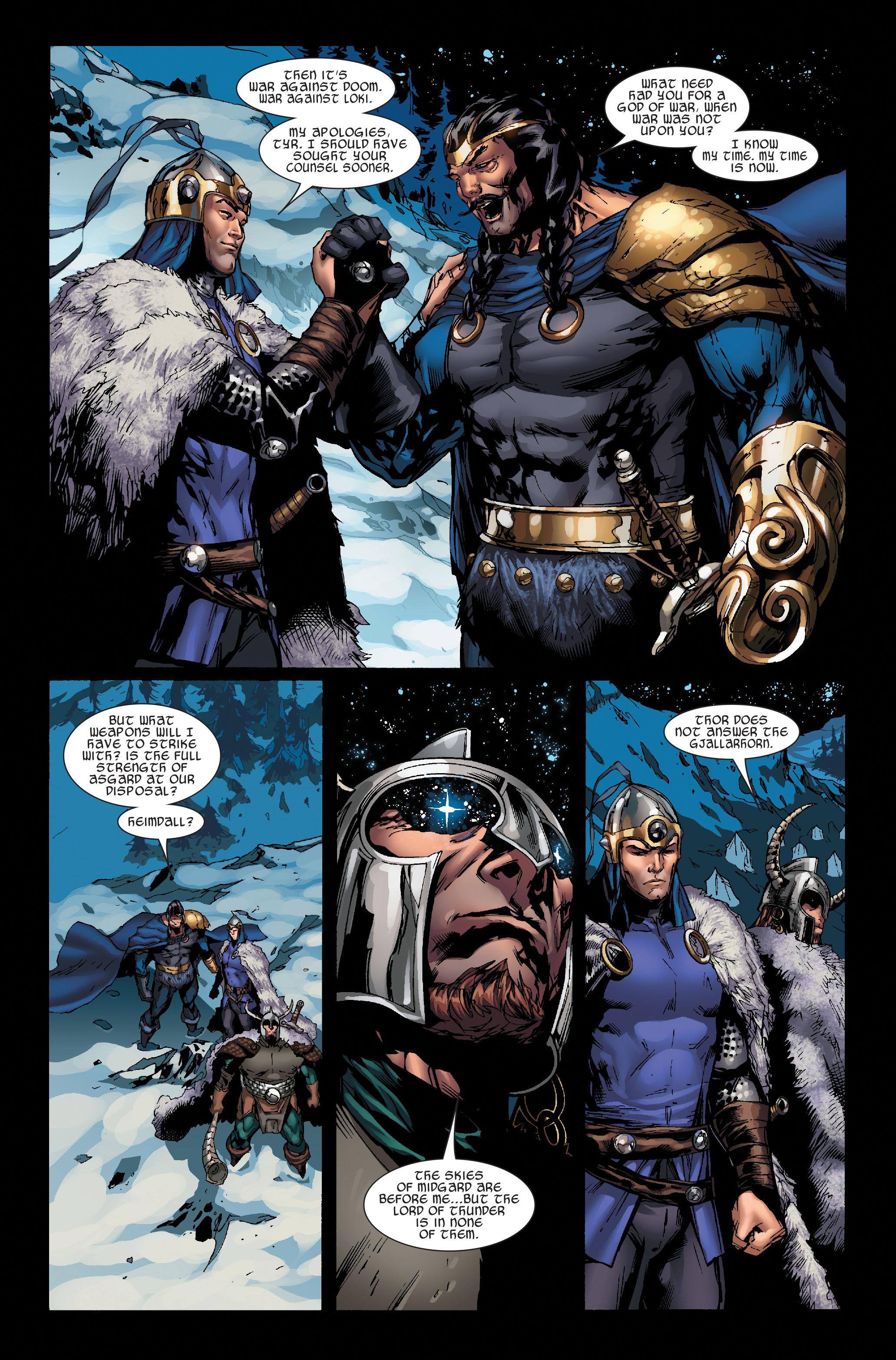 Thor (2007) Issue #604 #17 - English 11