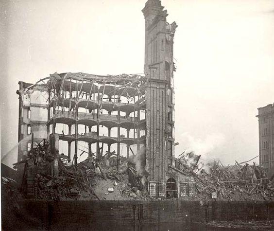 21 December 1940 worldwartwo.filminspector.com Liverpool Blitz