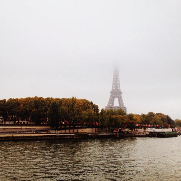 Paris seine tour eiffel