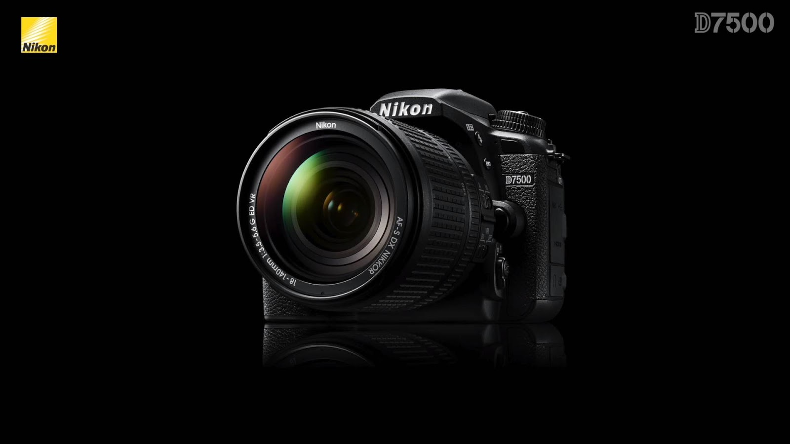 New Nikon D7500: 8fps and 4K