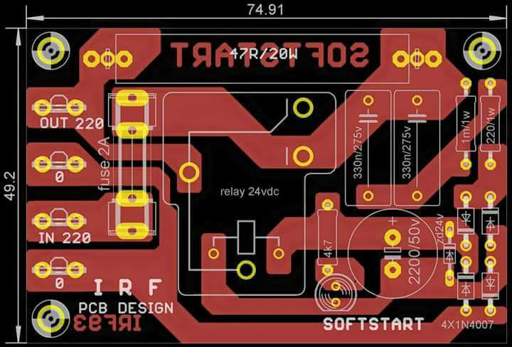 Amplifier Circuit Diagrams 1000w Pcb Layout Design Electronic Circuit