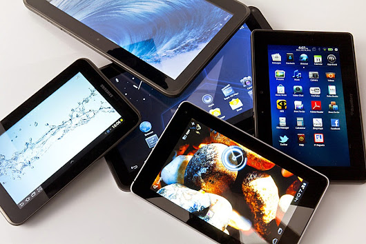 Tablet Sales to Surpass PC's in 2015? | Estech Web